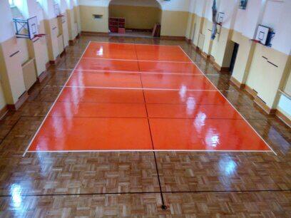 Sala sportowa w Trzebnicy